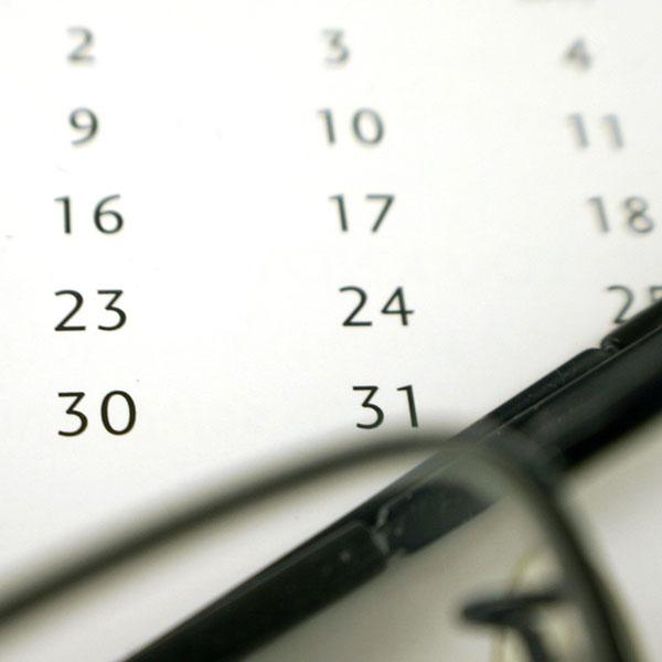 O calendário na Era Cristã